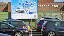 VW's latest acquisition helps you pay for parking by phone