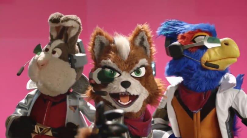 'Star Fox Zero' blasts to Wii U this year