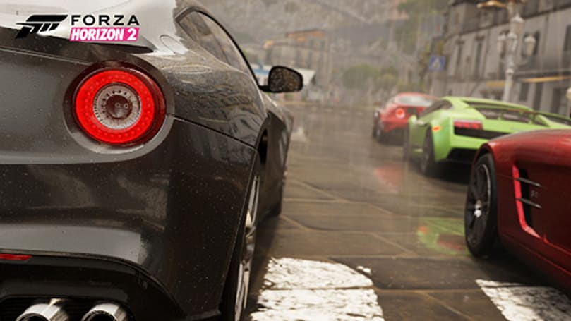 'More than 200 cars' available at Forza Horizon 2 launch
