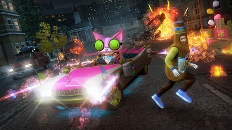 Saints Row: The Third is a steal for $17 on Steam this weekend