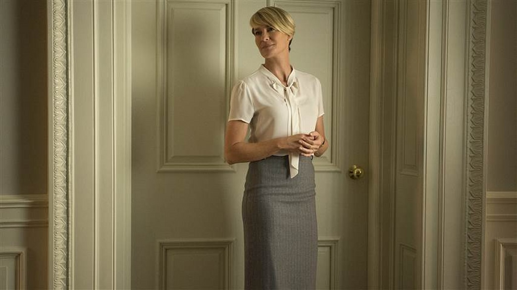 How to dress like Claire Underwood