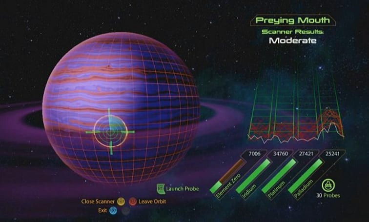 Mass Effect 2 Xbox 360 patch offers 'optimized' planet scanning