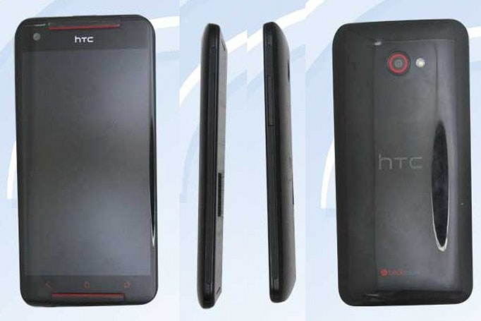 Dual-SIM HTC Butterfly s certified for China, comes with removable back cover