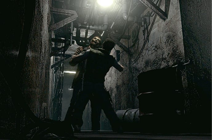 Resident Evil re-remake set for early 2015