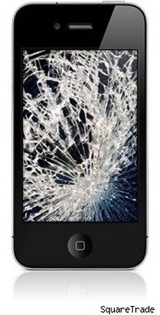 "Report: iPhone 4 ""more prone to physical damage"""