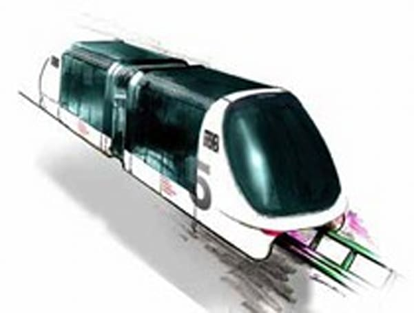 Power-sipping Eco Ride urban transportation system to hit Japan