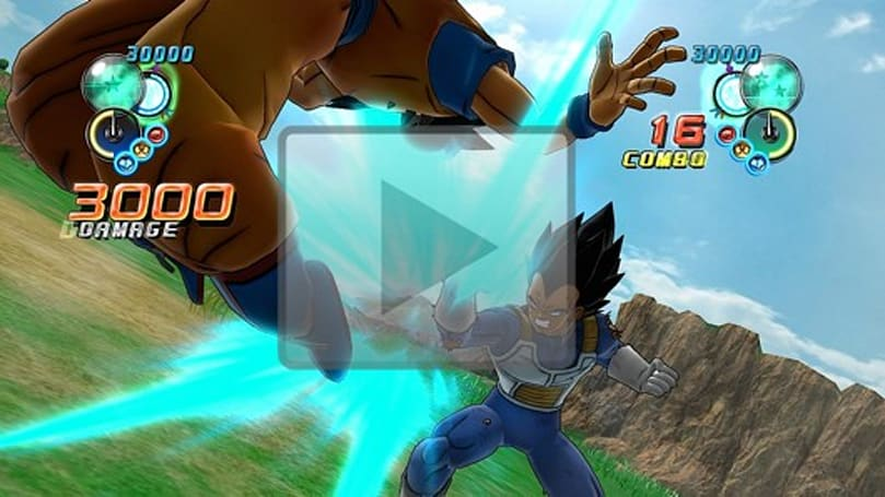 See the new Dragon Ball game before it has a name