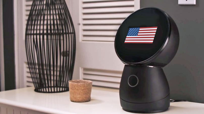 Jibo's social 'family robot' won't ship to backers overseas