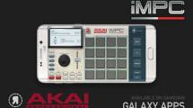 iMPC: Die virtuelle MPC von Akai schafft es auf Samsungs Android-Geräte