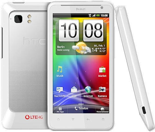 Vodafone bringing LTE speeds to Germany, with the HTC Velocity