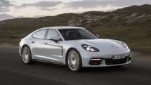 A different shade of green | 2018 Porsche Panamera 4 E-Hybrid First Drive