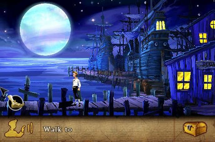 Secret of Monkey Island: Special Edition out on iPhone