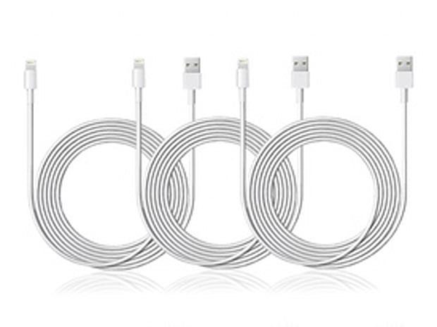 Stash an Extra iOS Cable in Your Carry-On