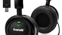 Engadget's recession antidote: win a FREETALK headset and Skype voucher!