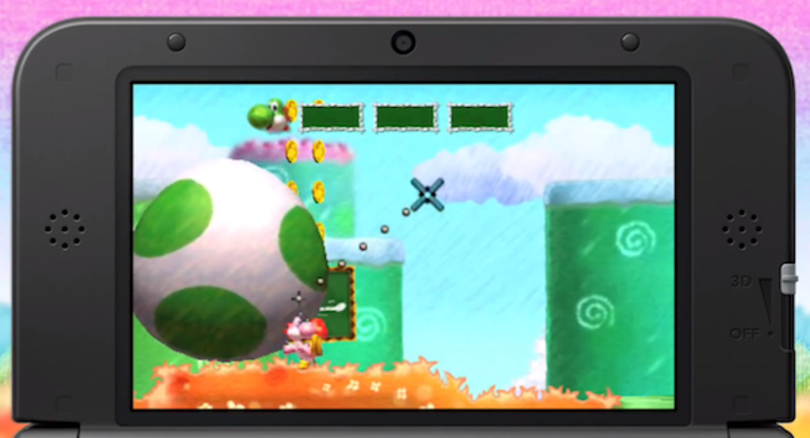 Yoshi's New Island trailer covers giant eggs, helicopters, babysitting