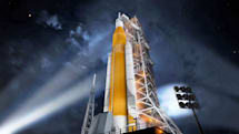 NASA details preparations for SLS' and Orion's first flight