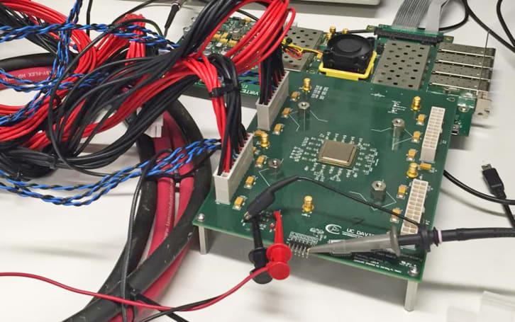 Researchers build a 1,000-core processor