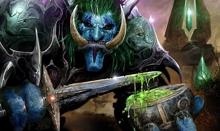 Stabbing someone isn't OK, even if World of Warcraft is your life