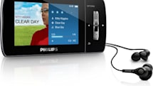 Philips sticks to its guns with 16GB GoGear Muse PMP