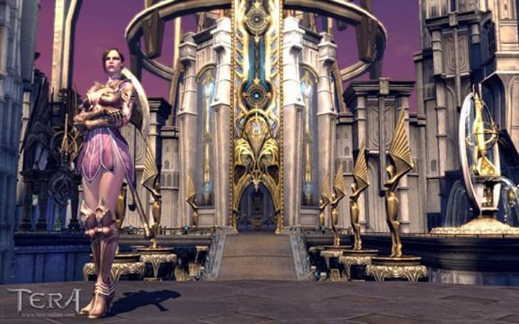 TERA producer: Getting to endgame doesn't take a lot of time
