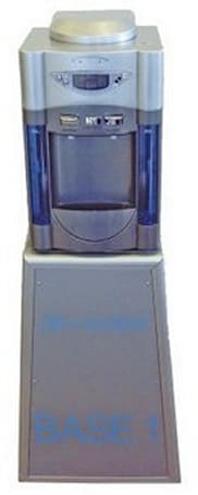 Klimatic Base 1 AirWater Machine pulls drinking water from the air