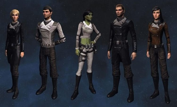 Star Trek Online reveals holiday rewards