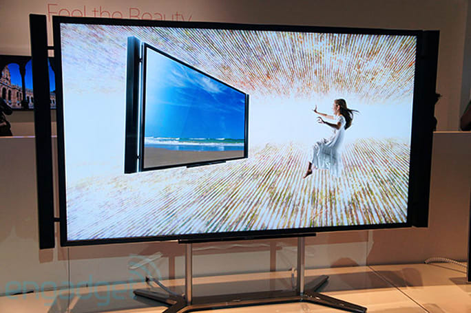 Sony's 84-inch 4K Bravia XBR-84X900 goes up for pre-order tomorrow for $25,000