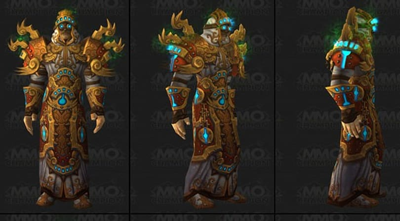 Patch 5.4 PTR: Datamined NPC, mount, and pet models