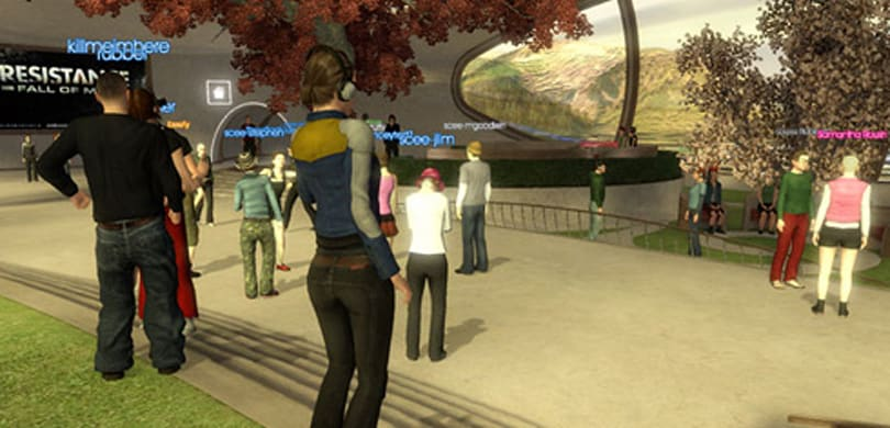 Playstation Home gets a pre-launch makeover
