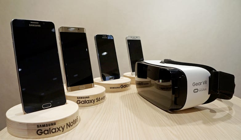 The new Gear VR is Samsung's public bet that VR is consumer-ready
