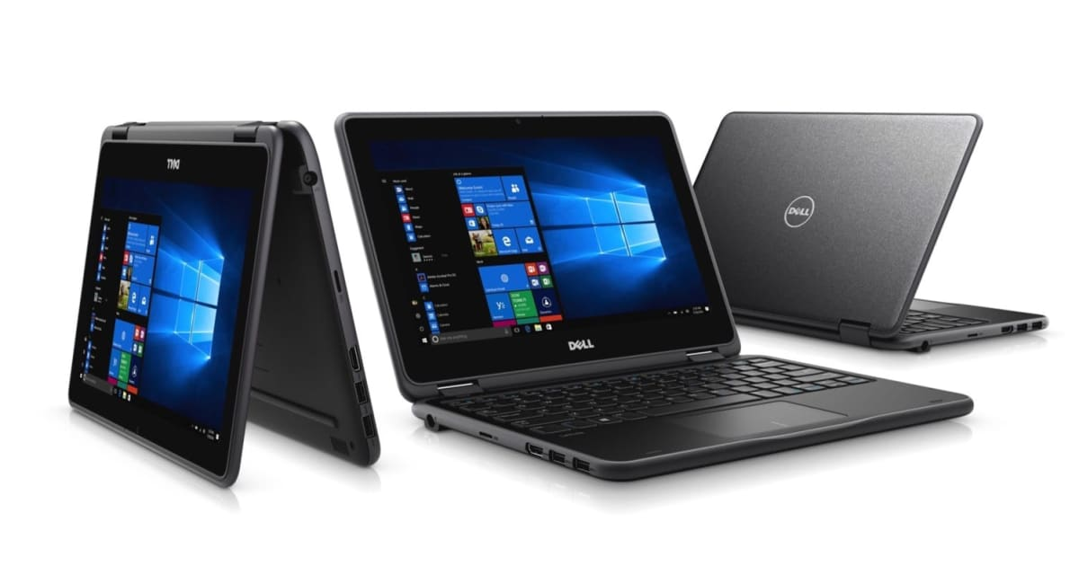 Dell Unveils 2-in-1 Latitude and Chromebook Laptops for Schools