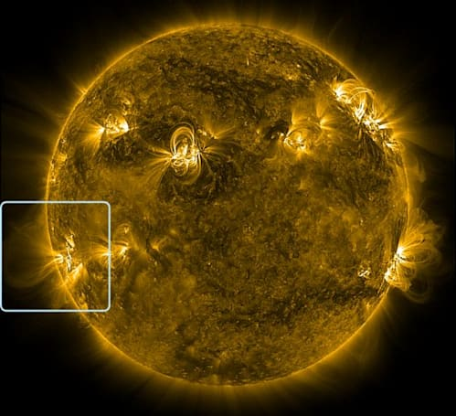 Sun's coronal ejections caused by magnetic ropes, galactic weathermen to predict solar storms?