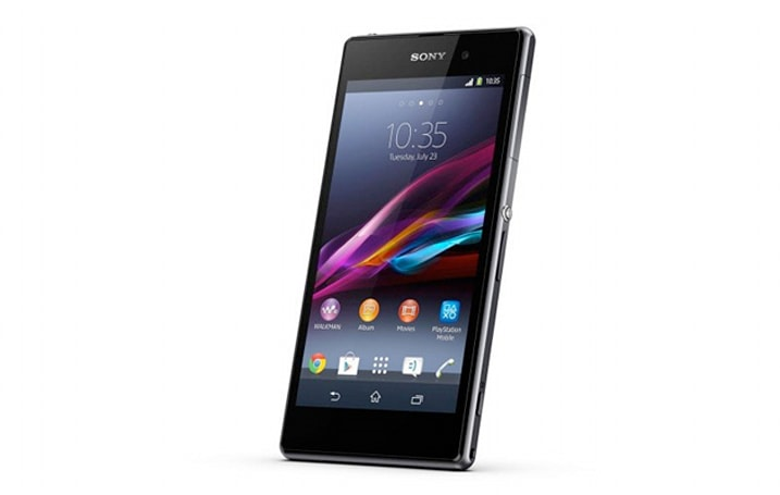 How would you change Sony's Xperia Z1?