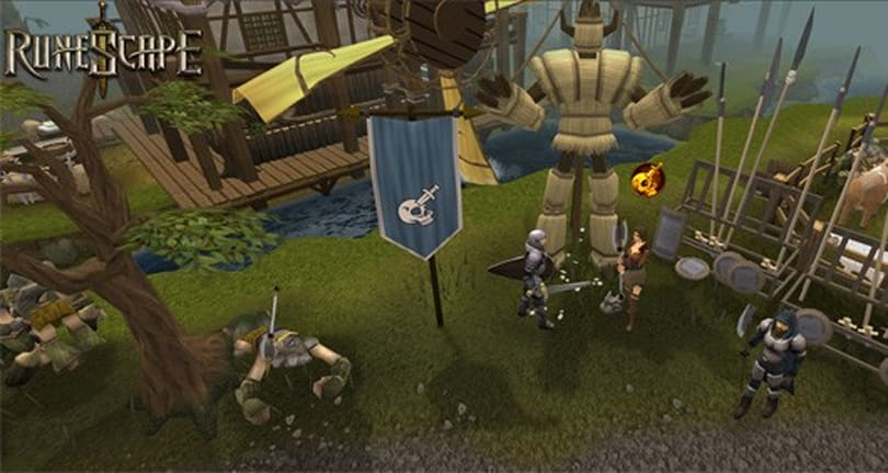 RuneScape doubles rewards in minigames this Winter Weekend