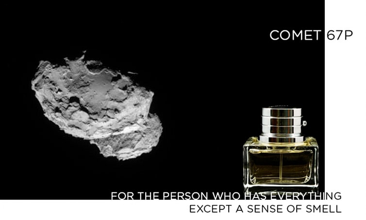 Scientists say comets smell like hell
