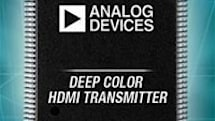 Analog Devices HDMI transmitter integrates CEC controller