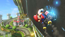 These are the courses of Mario Kart 8