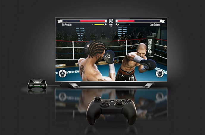 Nvidia Shield ups PC streaming to 1080p, adds button mapping options