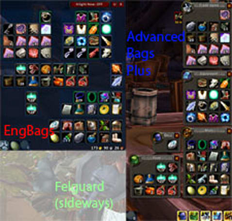 AddOn Spotlight: EngBags and Advanced Bags Plus