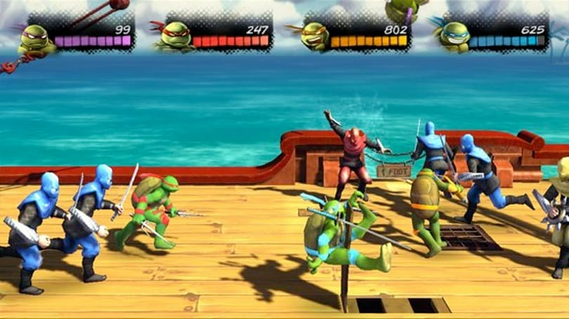 PSN Thursday: In time with Turtles, Silent Hill and George Takei