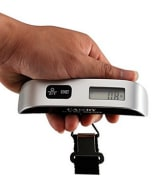 Camry 110 Lbs Luggage Scale