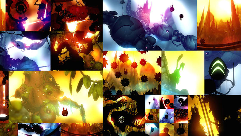 The beautiful and delightful 'Badland' now has a sequel for iOS