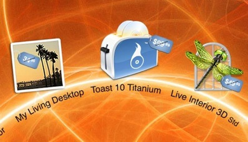 MacUpdate bundle gets Toasty, TUAW readers can win
