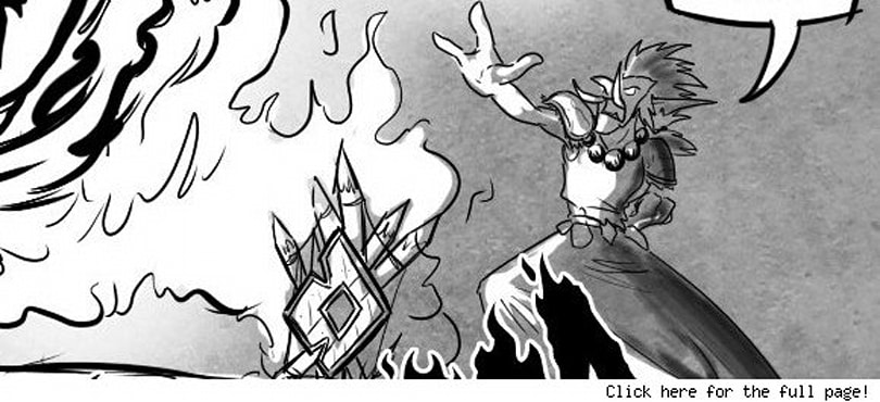 WoW Insider's Weekly Webcomic: Safe Passage