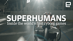 Superhumans: Inside the world's first cyborg games