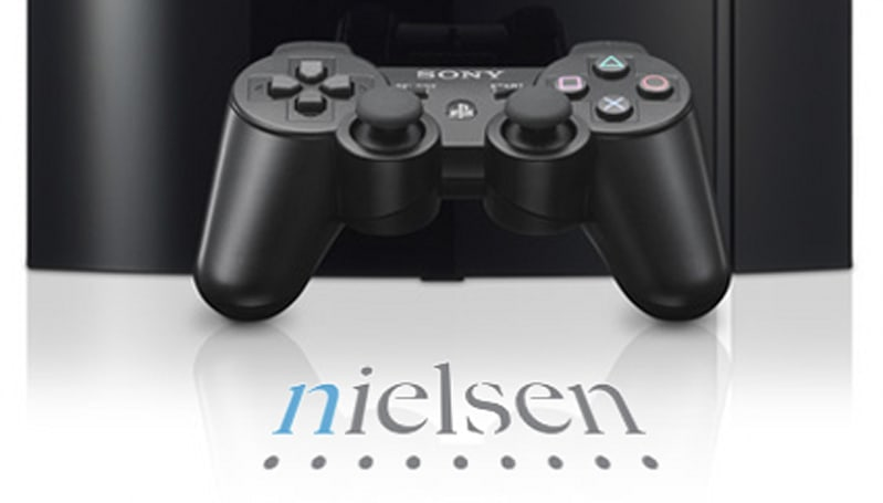 Nielsen tracking in-game ads for Sony