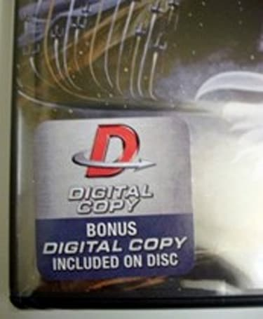 New Digital Copies on the actual Blu-ray Disc from Sony exclusively for the PSP