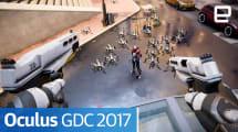 Oculus at GDC 2017 | Hands-on | GDC 2017