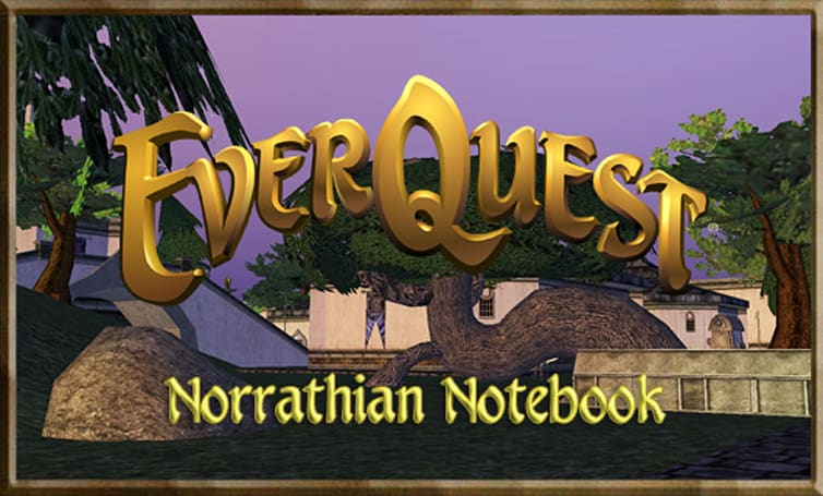 Norrathian Notebook: Happy 15th anniversary, EverQuest!