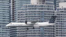 Airliner's near miss with drone injures two crew members